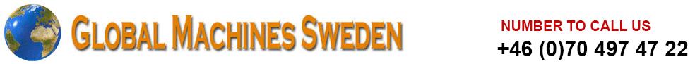 Global Machines Sweden